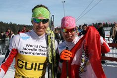 Ever wondered what it takes to be a successful guide for a visually impaired athlete? We have asked some experts at the World Para Nordic Skiing Championships: #ElectronicsStore