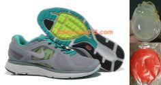 Mens Nike LunarEclipse 2 Cool Grey/Chlorine Blue
