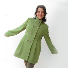 Maternity Coat Maternity Outerwear Maternity by MiaMaternity, $119.00