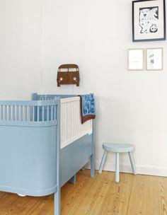 25 fantasifulde børneværelser   Til babyer og børn