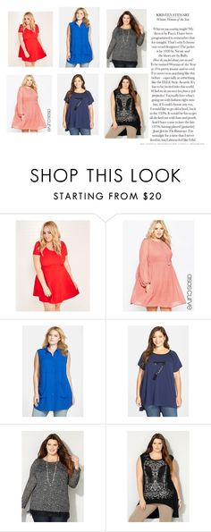 """Fat persons are models too  "" by cachorrinha ❤ liked on Polyvore featuring beauty, Ambiance Apparel, ASOS Curve, Sejour, Avenue and plus size dresses"