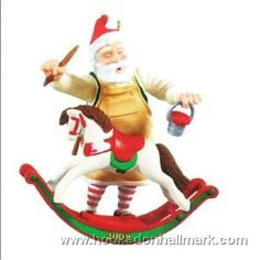 2009 Toymaker Santa - PREMIER LIMITED