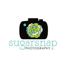 Photography Logo Design Package - Professional, Custom Logo Design with Watermark Design. $250.00, via Etsy.