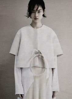 balenciwanga: Fei Fei Sun in W Magazine November 2013...