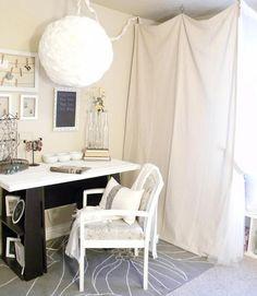 weiße arbeitsplatte computertisch designs selbermachen