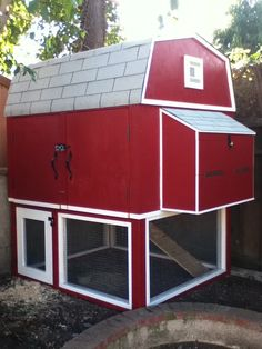 Spaces Chicken Coop Design, Pictures, Remodel, Decor and Ideas - page 4
