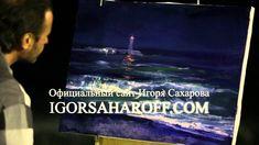 "FREE! English subtitles! Igor Saharov. Full version of ""The night wave\s..."