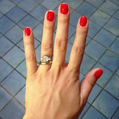 Latest polish color crush: Clambake by @essie