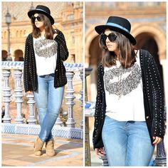 Chicnova Shirt, Zara Jacket