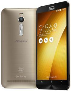 """[Saraiva] Asus Zenfone 2 Dourado Tela 5.5"""" Android 5 Câmera 13Mp 32Gb R$ R$ 1.278,64 1x"""