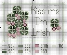 Stitchin' and Life in a Small Town: A Gift for St. Patrick's Day