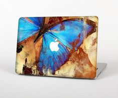Startonight Canvas Wall Art Butterfly Abstract Turquoise, Butterfly USA Design for Home Decor, Dual View Surprise Artwork Modern Framed Ready to Hang Wall Art X Inch Original Art Painting! Abstract Canvas, Abstract Paintings, Canvas Wall Art, Butterfly Painting, Butterfly Art, Butterflies, Art Pastel, Painting Inspiration, Painting & Drawing