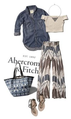 mood1318 by du321 on Polyvore featuring polyvore, fashion, style, Abercrombie & Fitch and clothing