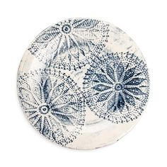 Lace Handpainted Platter
