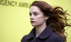 Ruth Wilson. I think she is so beautiful. And her character on Luther is fantastic. Go Alice!
