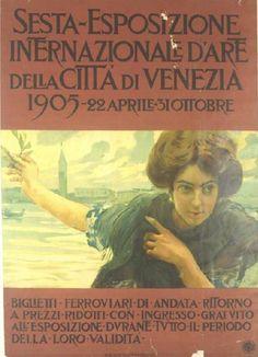 Sesta esposizione internazionale d'arte Venezia  Tito Ettore
