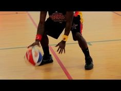 ▶ How to Become a Better Dribbler | Basketball - YouTube  This video can be watched at home and practiced on their own. The video (although using different cues) is a good way to show how to dribble. (Self- Exploration)