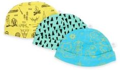 Rosie Pope® 3-Pack Into the Wild Hats in Assorted Colors ($4.99)
