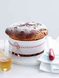If you love Christmas baking, take the best-quality butter, eggs and fruit and introduce this sweet, fragrant Italian Panettone to your festive tradition.