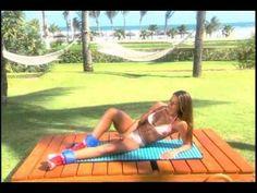 Solange Frazão - Exercícios para parte interna da coxa adutor - YouTube