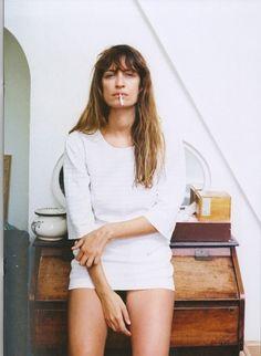 Caroline de Maigret | Parisian | because she' raw women.