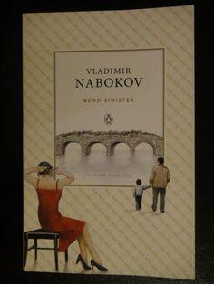 Bend Sinister by Vladimir Nabokov. Full review linked here: http://imranlorgat.com/2014/10/24/bend-sinister-by-vladimir-nabokov-book-thoughts/