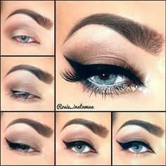 Perfect cat eye how to
