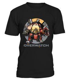 Overwatchh Torbjorn  #gift #idea #shirt #image #music #guitar #sing #art #mugs #new #tv #cool  #videogames