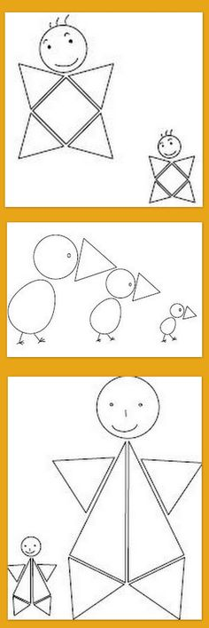 formographe : jeu d'observation des formes avec J'apprends les maths GS