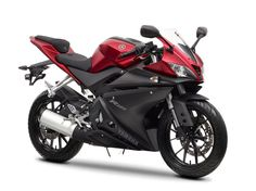 Injection Molding Fairing Kit Bodywork For Yamaha Black Red Yamaha Yzf R, Yzf R125, Hd Picture, Motor Parts, Hd Wallpaper, Wallpapers, Bike, Gallery, Vehicles