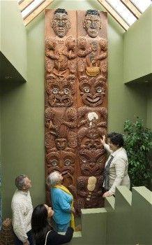 Maori Art in New Zealand