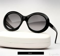 Oliver Goldsmith Audrey sunglasses - Black