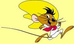 Speedy Gonzalez!