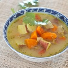 Patrick Holford's Primordial Soup. From his 9 day liver detox diet. The food is so good you will want to stay on the diet forever.