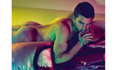 Jamie Dornan by Mert & Marcus for Visionaire PRIVATE 52