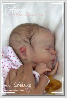 Puppen & Zubehör ADOREABLE REBORN BABY GIRL~URIEL BY PRISCILLA LOPEZ~MICRO ROOTED HAIR~NR~SALE
