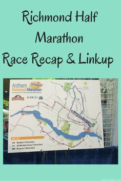 Did you run Richmond this year? Read Courtney's Richmond Half Marathon Recap and link up YOUR recap as well!
