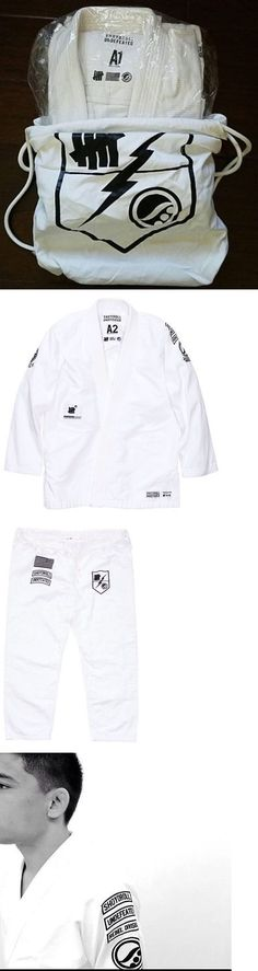 Other Combat Sport Clothing 73988: Shoyoroll X Undefeated A1 White Batch 31 **Bnib** Bjj Gi Kimono -> BUY IT NOW ONLY: $450 on eBay!