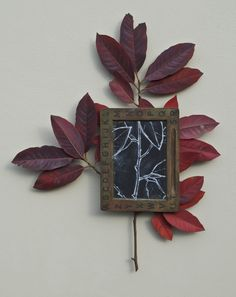 "Ron Isaacs, ""Fluoroscope,"" 2009; acrylic on birch plywood construction."