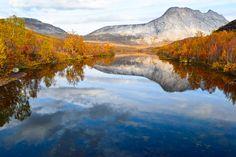 Høstskog og speilblankt vann i Gjerdalen     http://www.tursiden.no/hostskog-og-speilblankt-vann-i-gjerdalen/