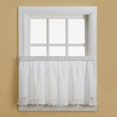 FREE SHIPPING AVAILABLE! Buy Battenburg 2-Pack Rod-Pocket Window Tiers at JCPenney.com today and enjoy great savings. Available Online Only!