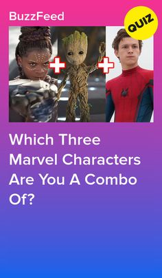 Which Three Marvel Characters Are You A Combo Of? Quizzes Funny, Quizzes For Fun, Cool Diy, Avengers Quiz, Best Buzzfeed Quizzes, Chibi Marvel, Playbuzz Quizzes, Black Widow Marvel, Trivia Quiz