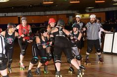 9/27/2014 - CGRG vs RRS - AWAY - Cape Girardeau Roller Girls