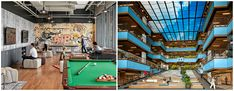 9 Creative Offices We Wish We Worked In - http://freshome.com/creative-offices/
