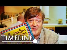 Stephen Fry takes a look inside the story of Johann Gutenberg, inventor of the world's first printing press in the century, and an exploration of how an. Media Communication, Printing Press, 15th Century, World History, Bookbinding, First World, The Magicians, Documentary, Social Studies