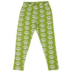 Maxomorra Paws Leggings for Kids