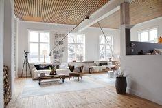 techo de listones de madera - Buscar con Google