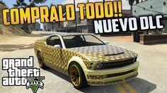 GTA 5 ONLINE - COMPRALO TODO!! NUEVO DLC - CONCURSO DE DINERO INFINITO G...