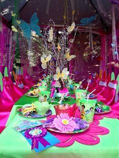 "Fairies / Birthday ""Fairy Extravaganza""   Catch My Party"