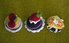 amigurumi sweets